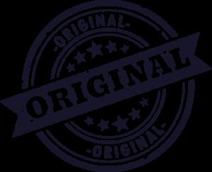 Originality !